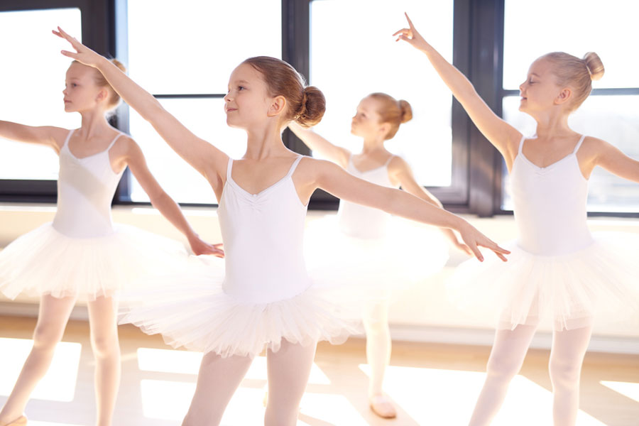 Paris Ballet and Dance has an incredible reputation, and believes in a  strong based ballet education, from which all other dance forms come.
